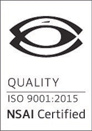 Quality<br>ISO 9001:2018
